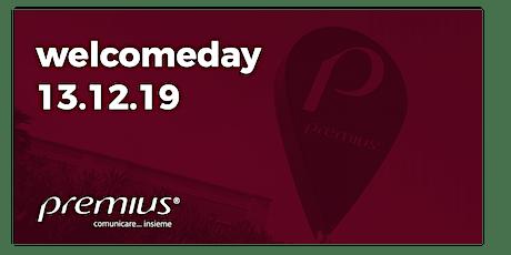 Welcome Day Premius biglietti