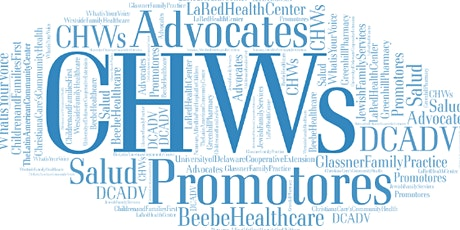 Delaware CHW Training January 27th to January 31, 2020 tickets