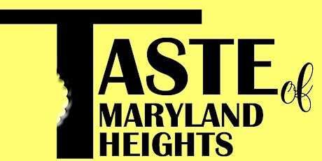 Taste of Maryland Heights 2020 tickets