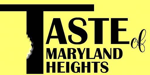 Taste of Maryland Heights 2020
