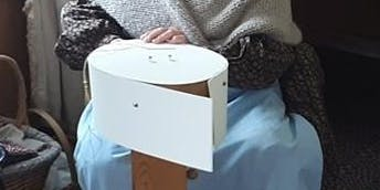 Making a Bandbox (Travelbox) - FALL ON THE FARM WORKSHOP FESTIVAL