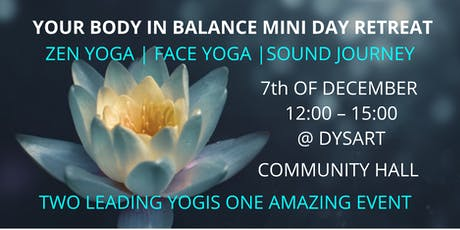 Your Body in Balance Mini Day Retreat Tour tickets