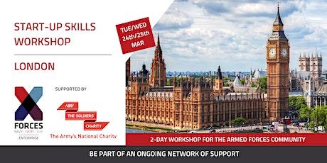 Start Up Skills Workshop- London tickets