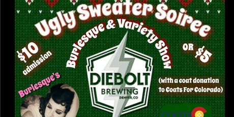 5280 Burlesque Presents: An Ugly Sweater Soiree tickets