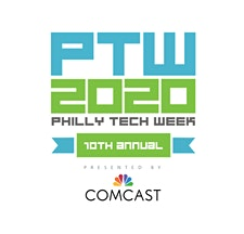 Philly Tech Week 2020 Presented by Comcast logo