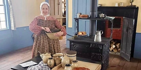 Cooking on the Woodstove-Soup, Bread, and Sweet Treat tickets