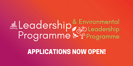 Information & Recruitment Evening for Environmental/Leadership Programmes tickets