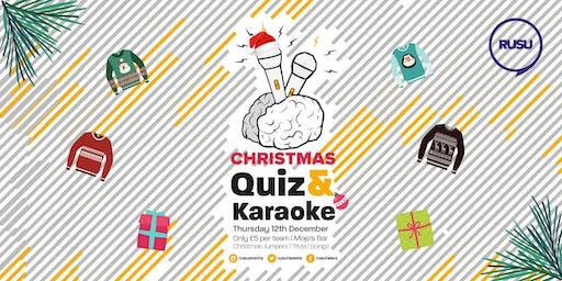 Christmas Quiz & Karaoke