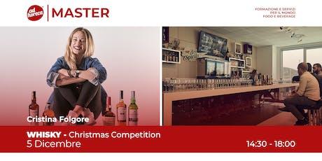 Ad Master | Whisky - Cristina Folgore biglietti