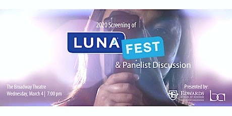 Screening of LUNAFEST International Film Festival & Panelist Discussion tickets