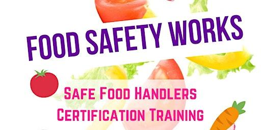 Baca County Safe Food Handlers Training
