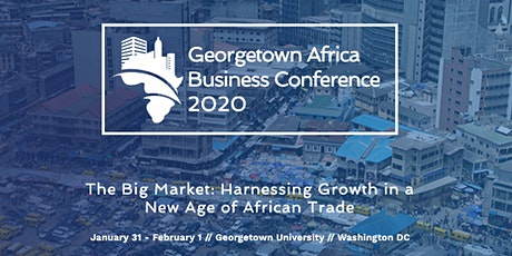 Georgetown Africa Business Conference 2020 tickets