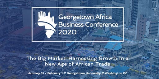 Georgetown Africa Business Conference 2020