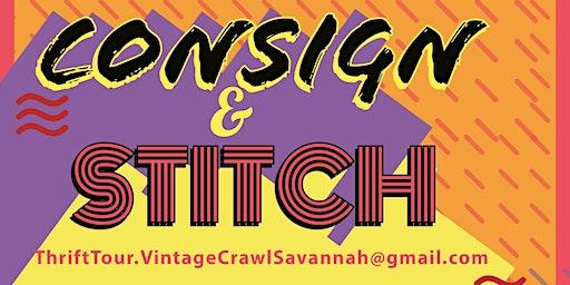 Thrift Tour - Vintage Crawl Savannah