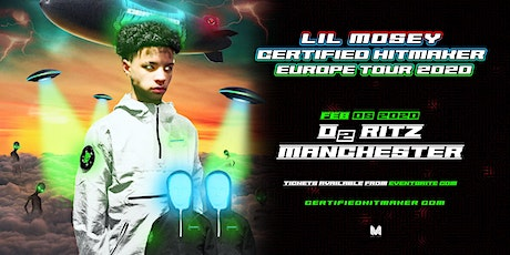 Lil Mosey Certified Hit Maker Tour (O2 Ritz, Manchester) tickets