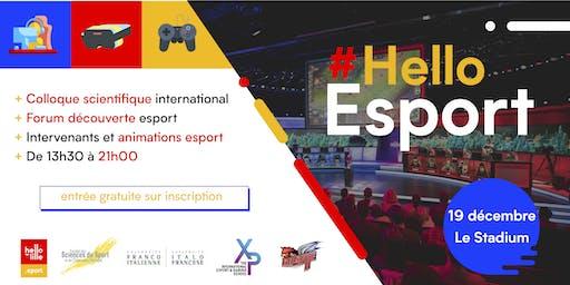 Hello Esport, la 1ère journée de découverte d'esport des Hauts de France