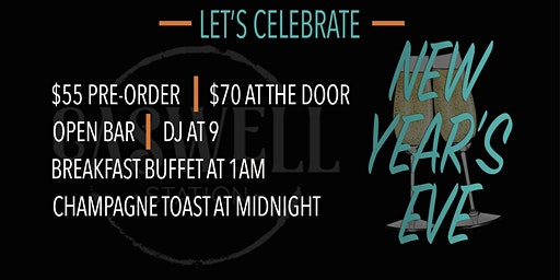 New Years Eve Party @ Caswell Station