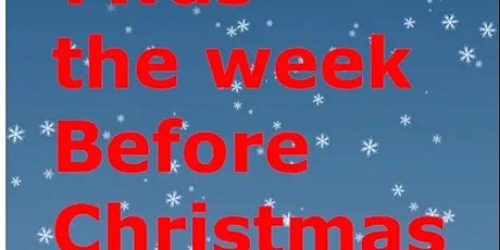 Twas the week before Christmas Craft and Vendor Event tickets