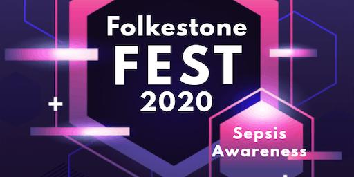 Folkestone Fest Sepsis Awareness event