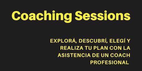 Coaching Sessions entradas