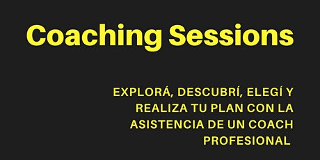 Coaching Sessions entradas