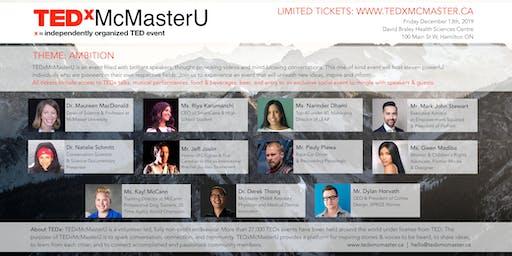 TEDxMcMasterU