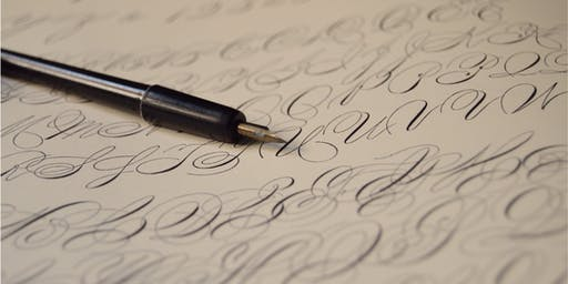 Winter Art Workshop Series: Calligraphy Basics