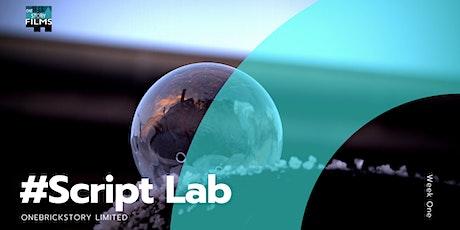 #Script Lab tickets