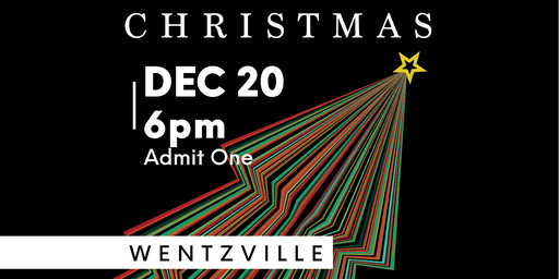 Element Church Christmas (Wentzville Dec. 20, 6:00pm)