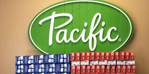Pacific Foods Box Building Throwdown
