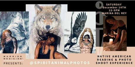 Spirit Animal Photos & Soul Reading Los Angeles tickets