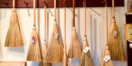 Broom Maker, Crafting a Gift Broom  tickets