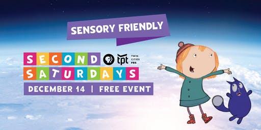 Sensory-Friendly Second Saturdays at TPT