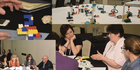 Certified Lego® Serious Play® Change Facilitator  tickets