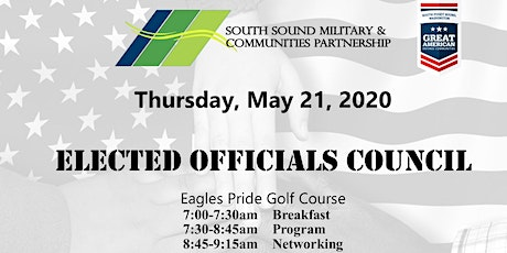 SSMCP 21 May 2020 Elected Officials Council tickets