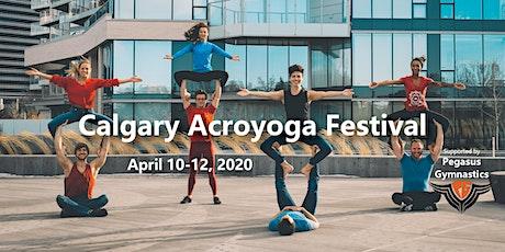 Calgary Acroyoga Festival 2020 tickets