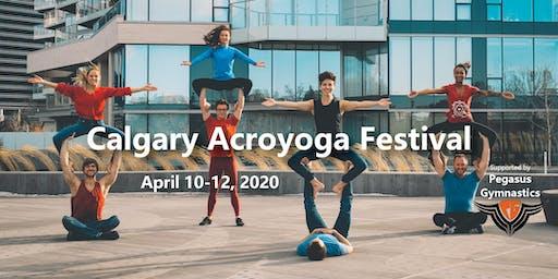 Calgary Acroyoga Festival 2020