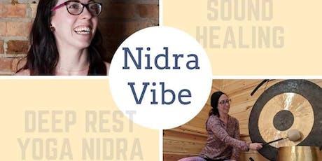 Nidra Vibes w/ Paige tickets