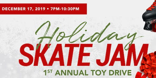 Holiday Skate Jam Toy Drive