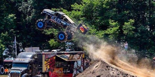 Trucks Gone Wild at Brick's Off Road Park