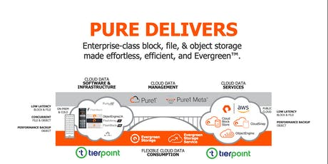 Holiday Happy Hour - Sponsored by Pure Storage & Tierpoint tickets