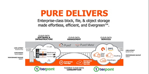 Holiday Growler Fill - Sponsored by Pure Storage & Tierpoint