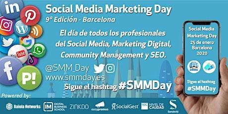SMMDay 2020 - Barcelona entradas