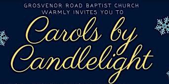Carols By Candlelight Grosvenor Church Dublin