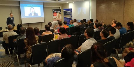 Australia Property Informative Dinner Seminar (Singapore) tickets