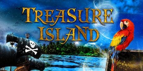 MMD Ticket & Talkback - Treasure Island tickets