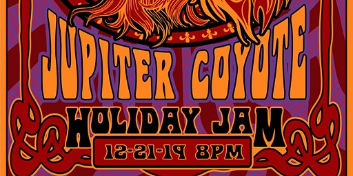 Jupiter Coyote & Scarlet Begonias at The CountryClub
