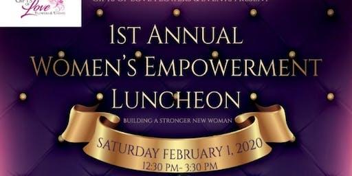 1st Annual Women's Empowerment Luncheon