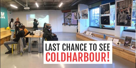 Coldharbour Christmas Crowdfunder-360˚ VR Film and Oral History Exhibition tickets