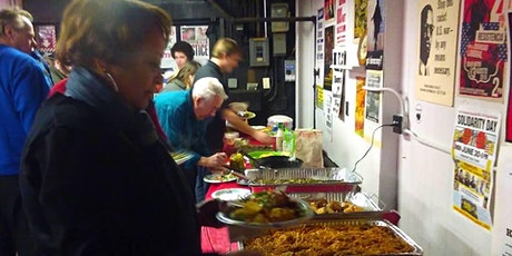 Detroit Annual Holiday Activists Potluck/Dinner tickets